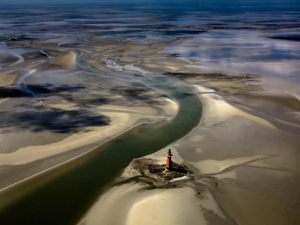 Luchtfotografie Pieter de Vries Texel