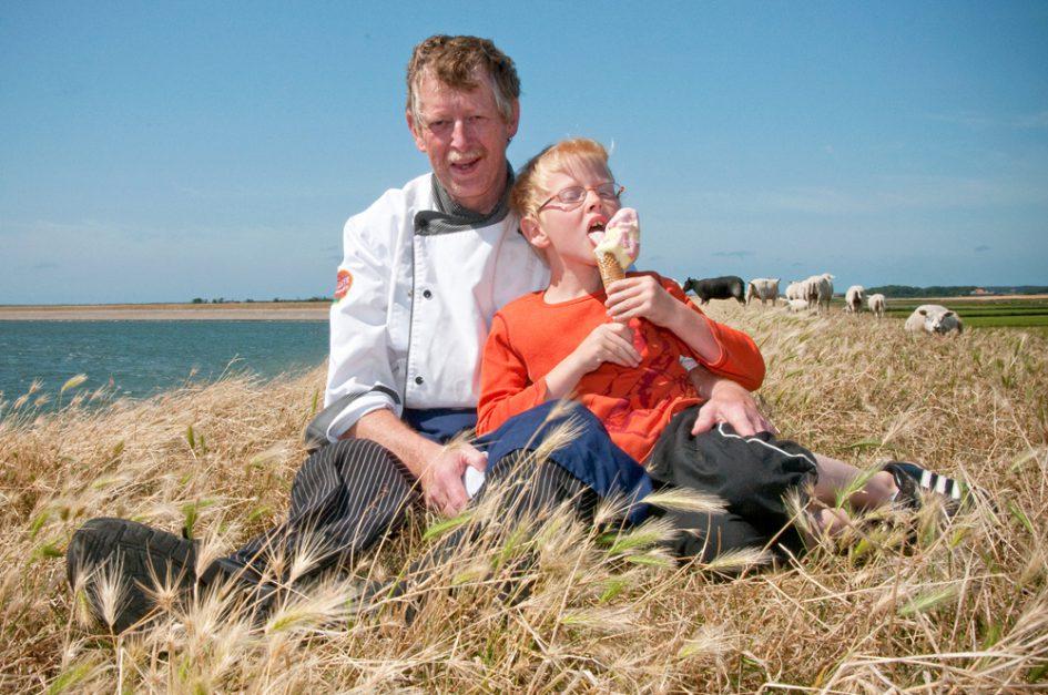 Willem Roeper Texels schapenmelkijs