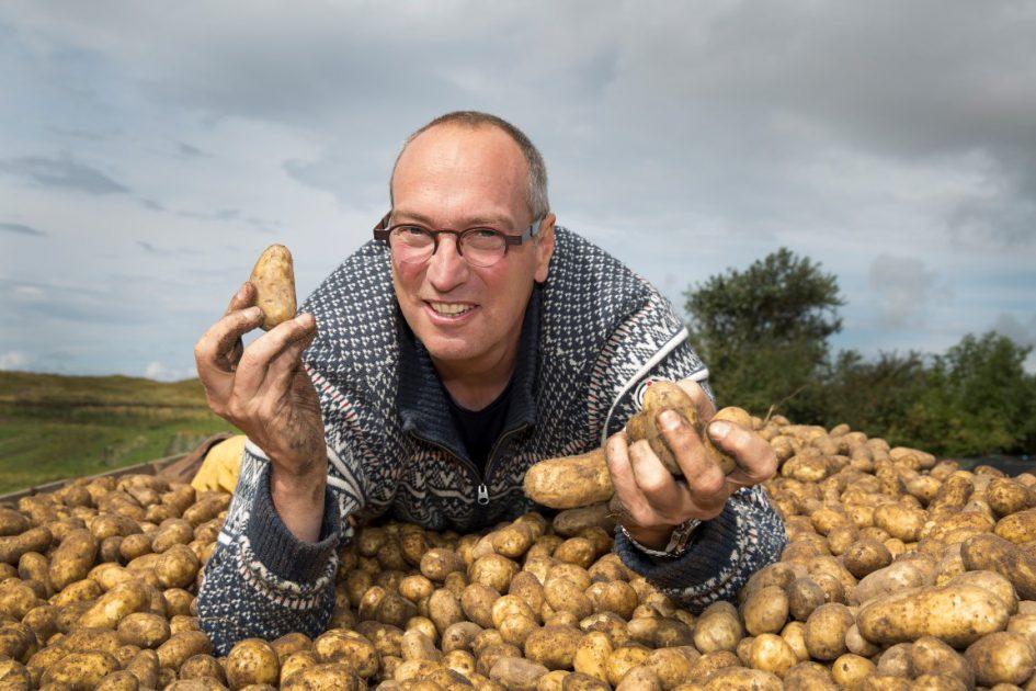 zilte aardappels Marc Foods