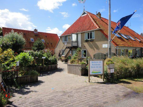 Appertementen en vakantiehuizen Residentie Dicht bij Zee