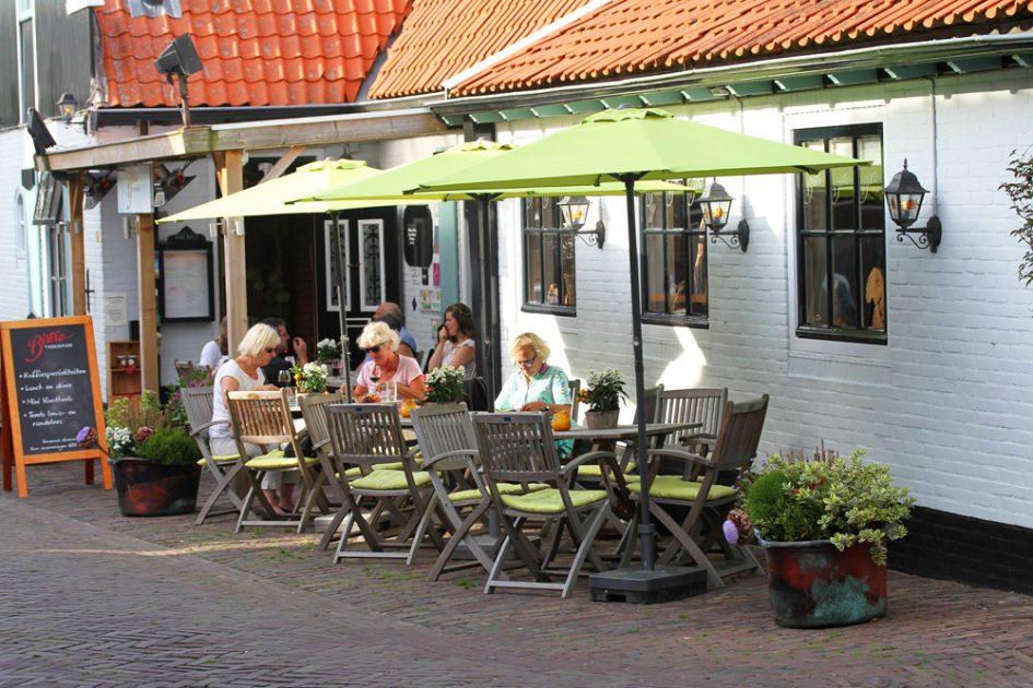 Bistro 't Kerckeplein Oosterend Texel