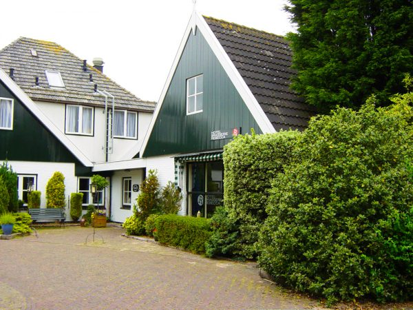 Hotel Brasserie Rebecca De Waal Texel