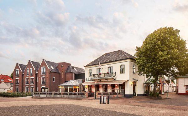 Hotel Restaurant de Lindeboom Den Burg-Texel