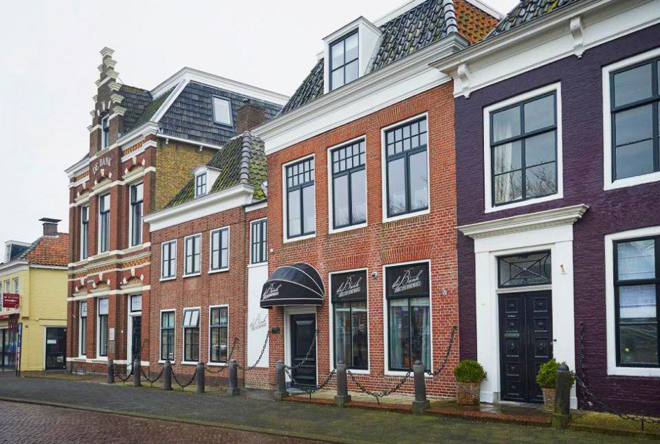Short-stay appartementen De Bank Harlingen