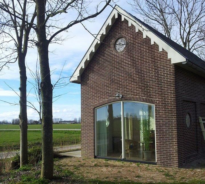 Koetshuis Biologische Boerderij de Hoop