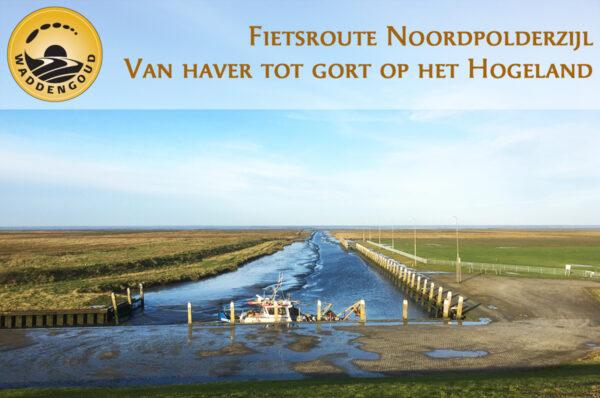 Fietsroute Van Haver tot gort op het Hogeland