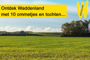 Waddenland routes